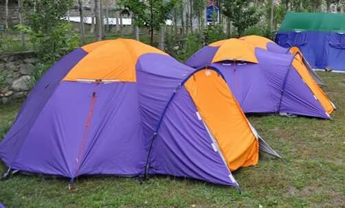 Higher Adventure Equipment Dome Tents D3v Dome Tent