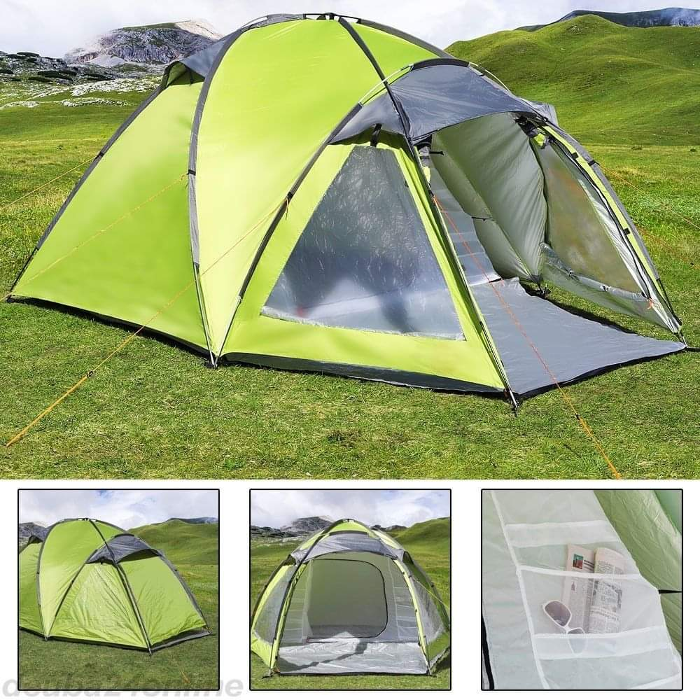 Higher Adventure Equipment Dome Tents Fun Camp Dome Imported Pakistan